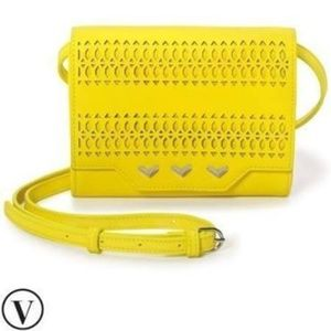 :: S&D🌞💫Nolita Electric Yellow Crossbody